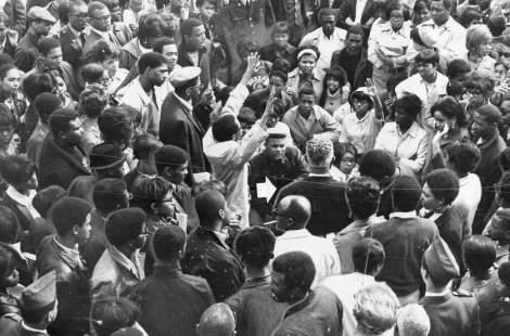 Students Demonstrating