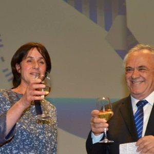 Δραγασάκης και πρέσβειρα του Ισραήλ στην Ελλάδα, Ιρίτ Μπεν-Άμπα