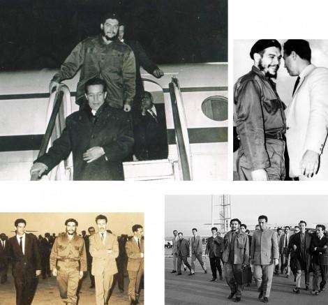 O Guevara  στο Αλγέρι