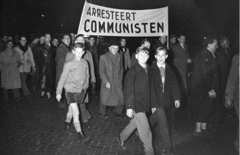 arresteert-communisten