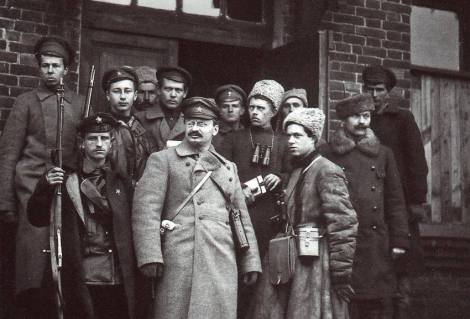 trotsky-red-army