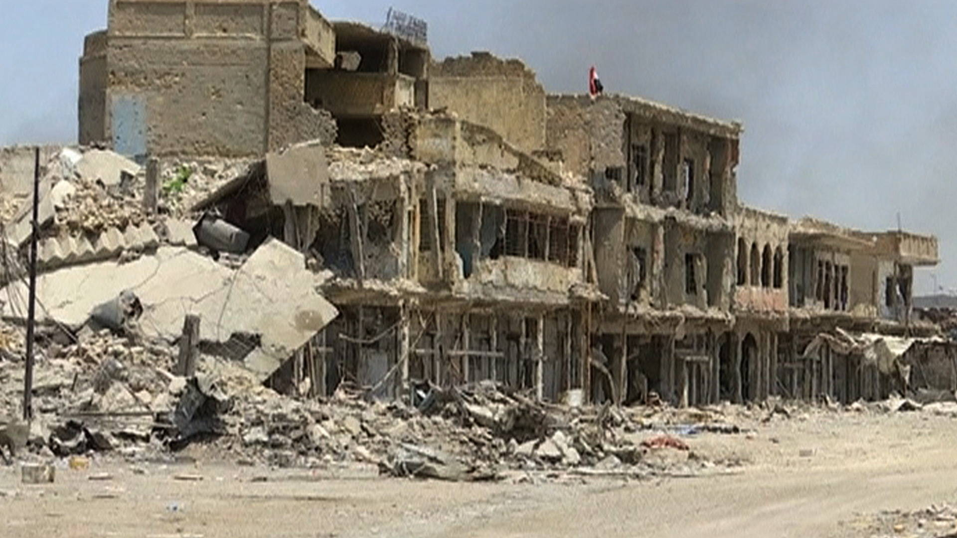 Τα καθεστωτικά ΜΜΕ κάνουν τα στραβά μάτια στο αμερικανικό μακελειό κατά την απελευθέρωση της Μοσούλης