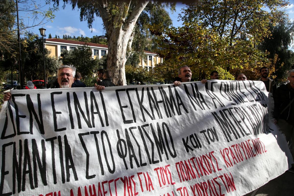 Αίσχος!!! Οι 9 Τούρκοι αγωνιστές σε 8 διαφορετικές φυλακές ανά την επικράτεια!!!