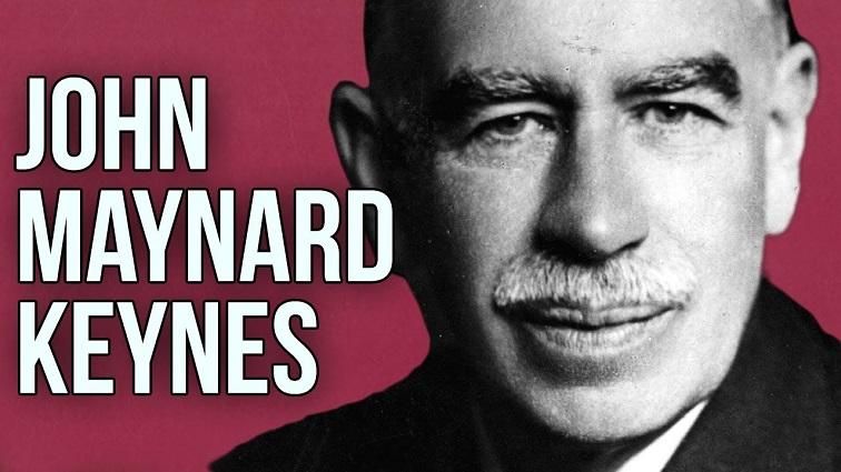 Οι ιδέες του John Maynard Keynes (μέρος Πρώτο)