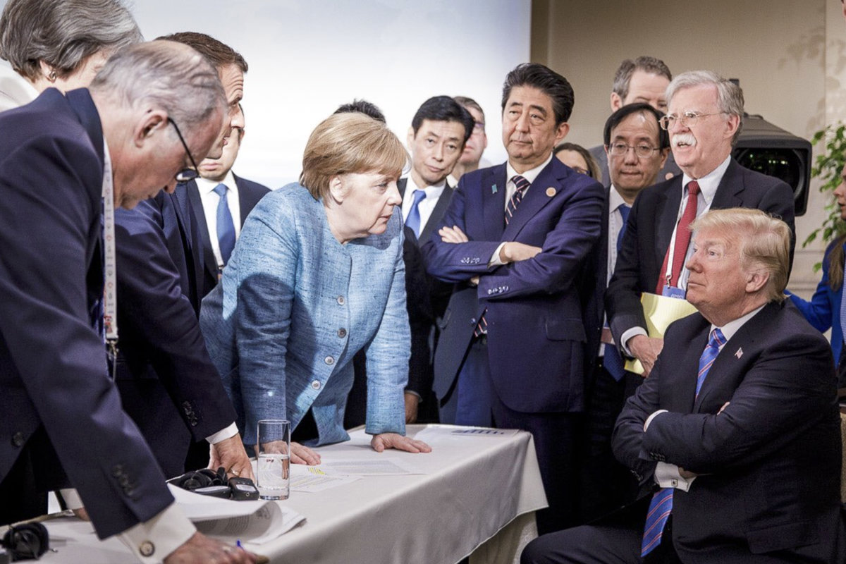 Από τους G7 ώς τη σύνοδο της Σανγκάης, η αμερικάνικη αλαζονεία τρώει τα μούτρα της