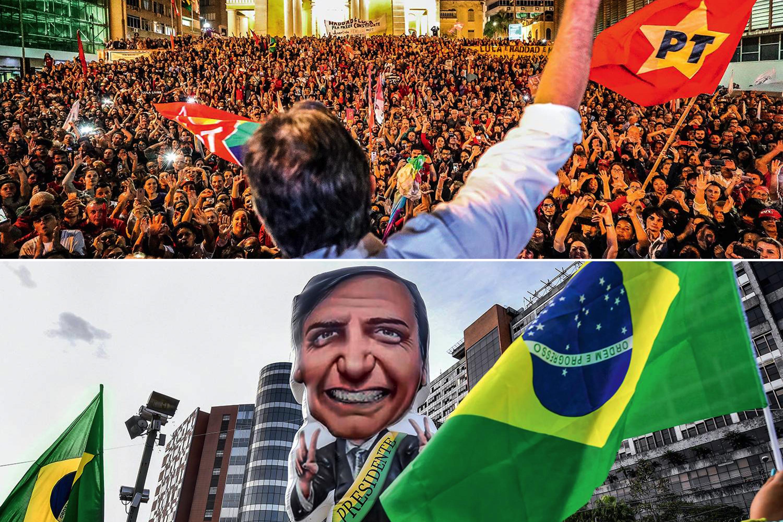 Βραζιλία: Η (πιο σκληρή) Δεξιά αντεπιτίθεται
