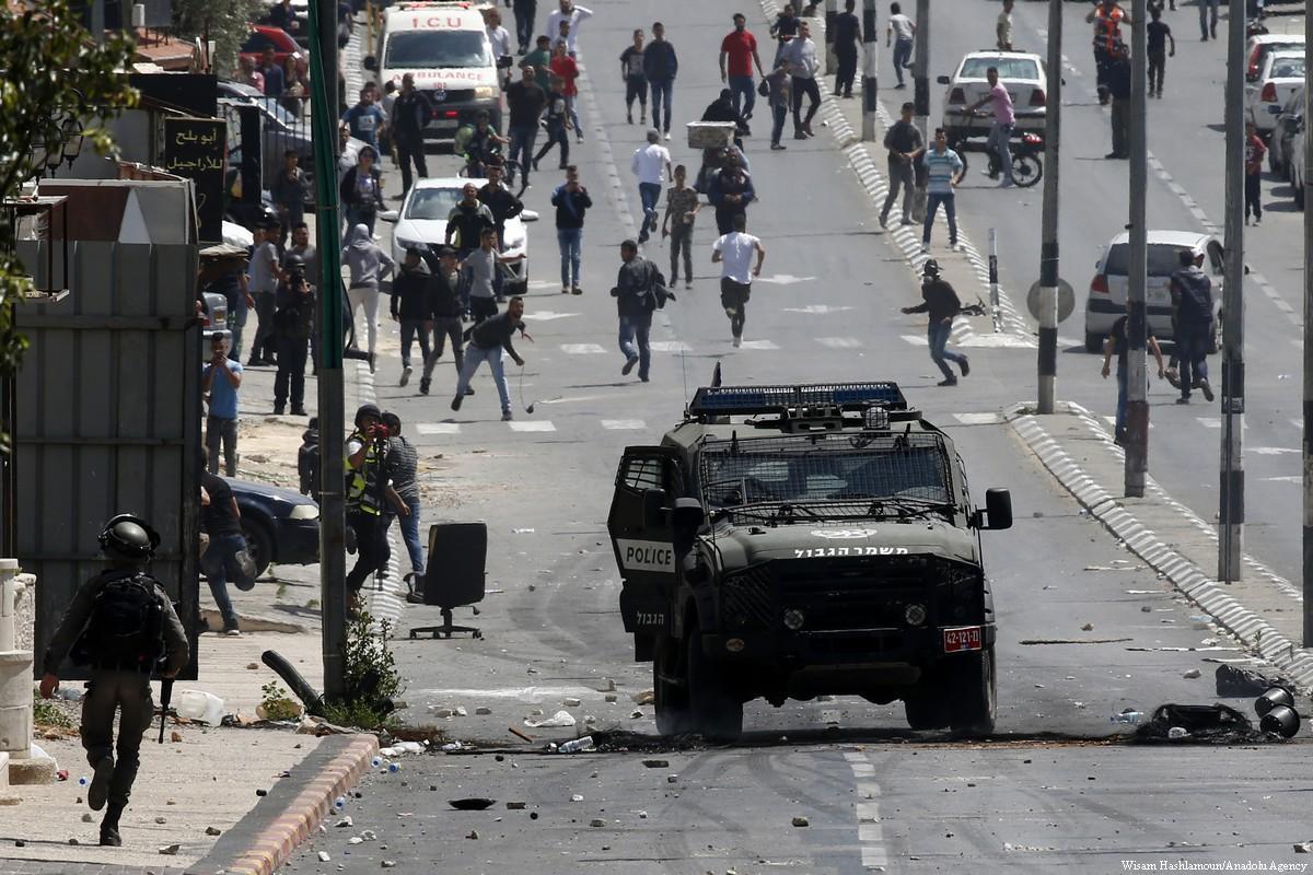 Γιατί είναι σιωπηλή η Δυτική Όχθη;