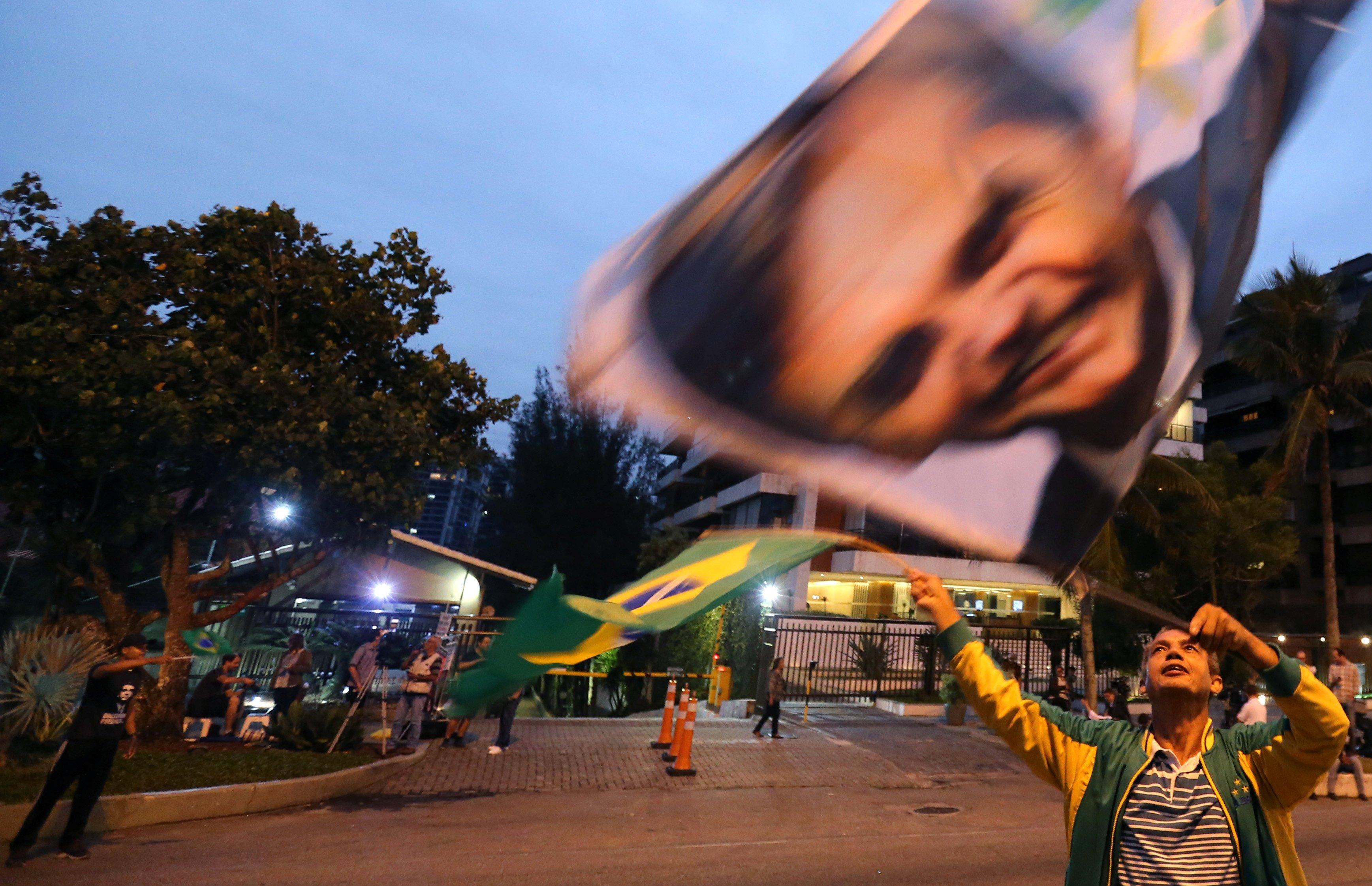Σχόλιο για τις εκλογές στη Βραζιλία