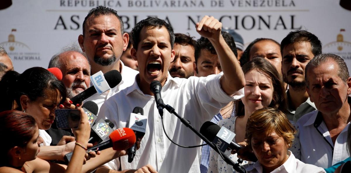 Πώς ταΜΜΕ κατασκευάζουν συναίνεση για την αλλαγή καθεστώτος στη Βενεζουέλα