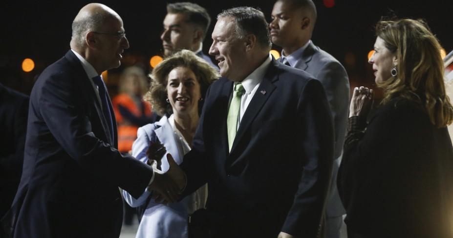 Ανεπιθύμητος ο υπουργός εξωτερικών των ΗΠΑ Μάικ Πομπέο. Όλοι στις διαδηλώσεις Σάββατο 5/10