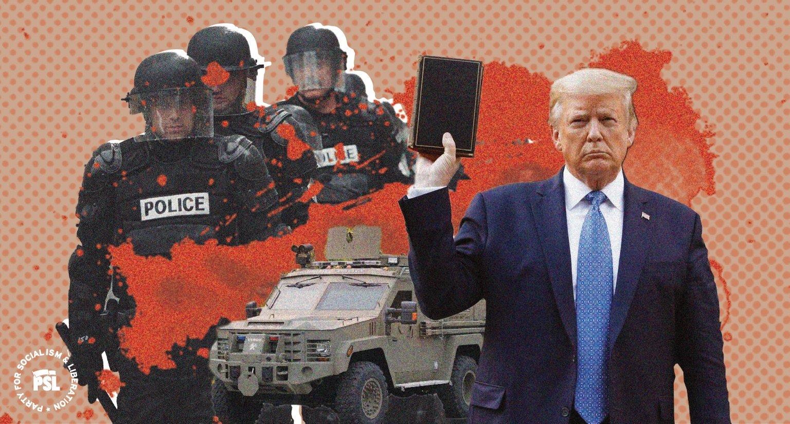 Εξέγερση και καταστολή: το μακρύ καυτό καλοκαίρι του καπιταλισμού ξεκινά