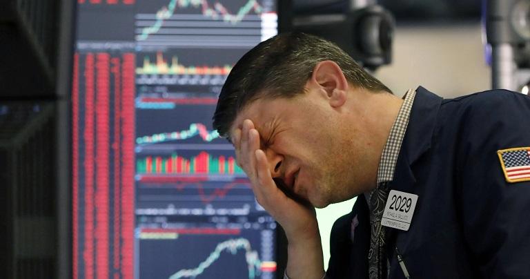 Η μεγαλύτερη πτώση στη Wall Street από την κατάρρευση του Μαρτίου