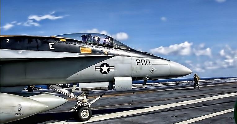 Το αμερικανικό ναυτικό αναπτύσσει τρία αεροπλανοφόρα στον Ειρηνικό εναντίον της Κίνας