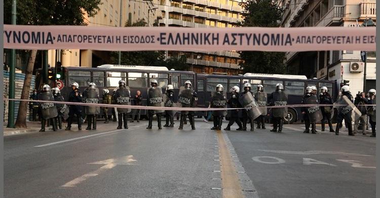 Η απαγόρευση των διαδηλώσεων δεν θα περάσει