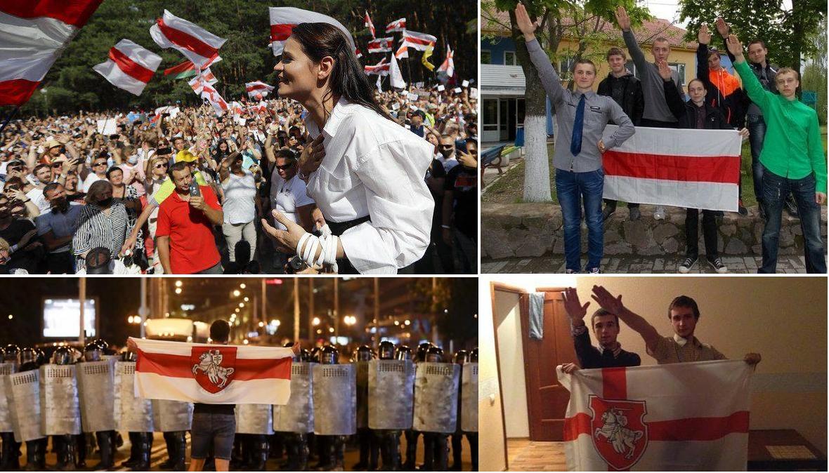 Στο δρόμο του Μαϊντάν ωθούν την Λευκορωσία